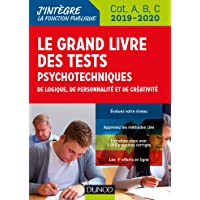 Le Grand Livre des Tests Psychotechniques de Logique 3e Éd.