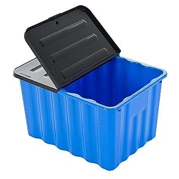 Großartig Kunststoffbox mit abnehmbarem und klappbarem Deckel - 70 Liter  UC88