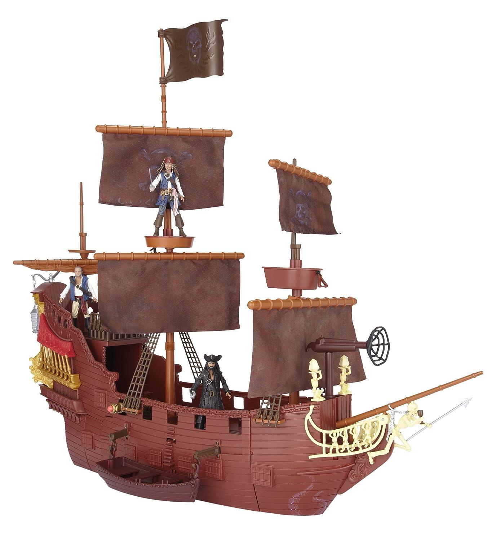 パイレーツオブカリビアン カリブ海の海賊船 クイーン アニーリベンジ 【並行輸入】 B004UT6HMM