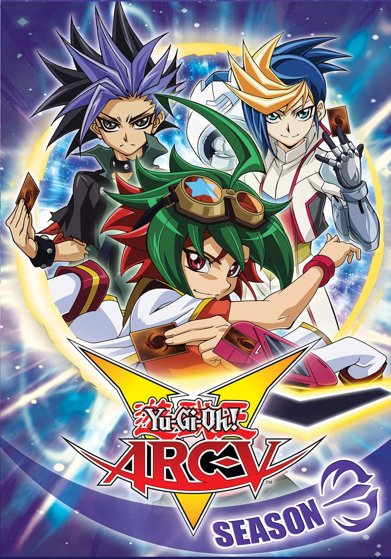 Yugioh Arc V Stream