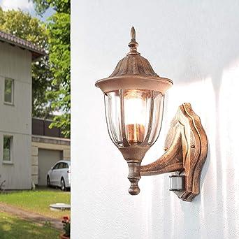 Außenlampen im antiken Stil Wandleuchten Außenbeleuchtung Hof Beleuchtungen