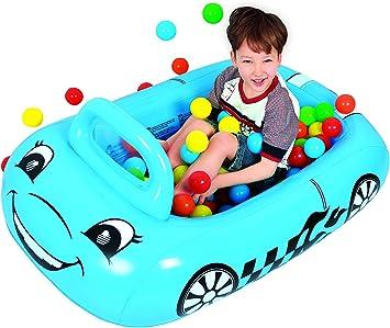 Jilong coche Pit Ball Pool - piscina de bolas para niños, incl. 25 ...