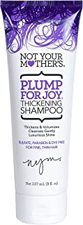 product image for Not Your Mothers Shampoo Plump For Joy Thickening 8 Ounce (235ml) (2 Pack)