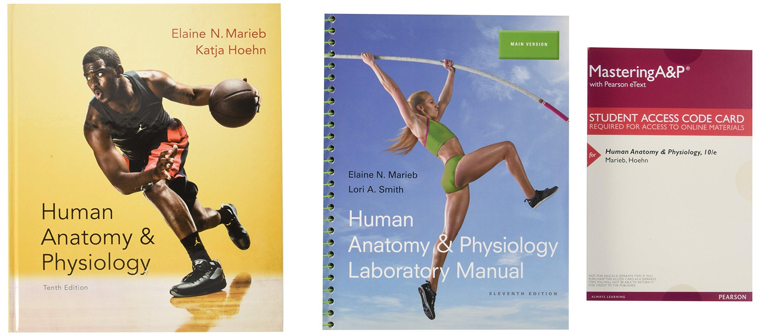 Human Anatomy & Physiology; Human Anatomy & Physiology Laboratory ...