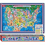 Amazon.com: Leapfrog Enterprises Lf Tag Maps United States: Toys & Games