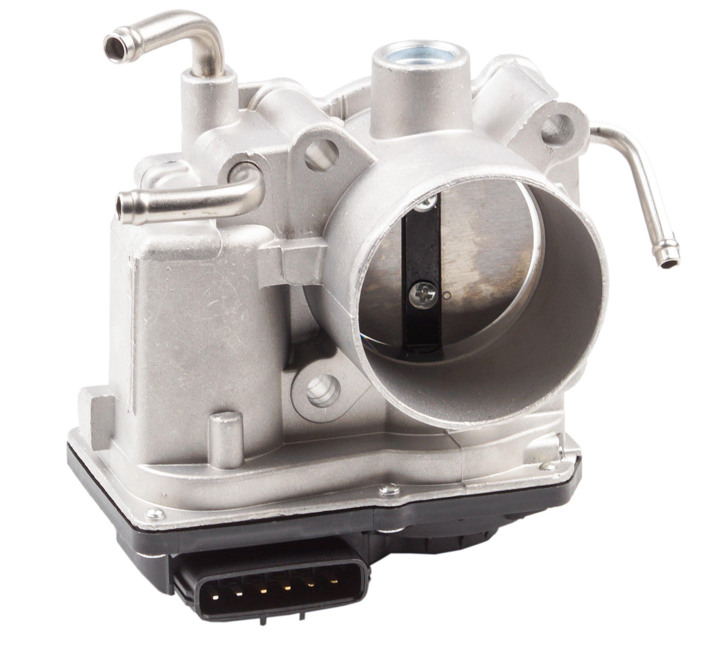 Bapmic 22030-0H021 Throttle Body Assembly for Toyota Camry Highlander RAV4 Solara Scion Tc