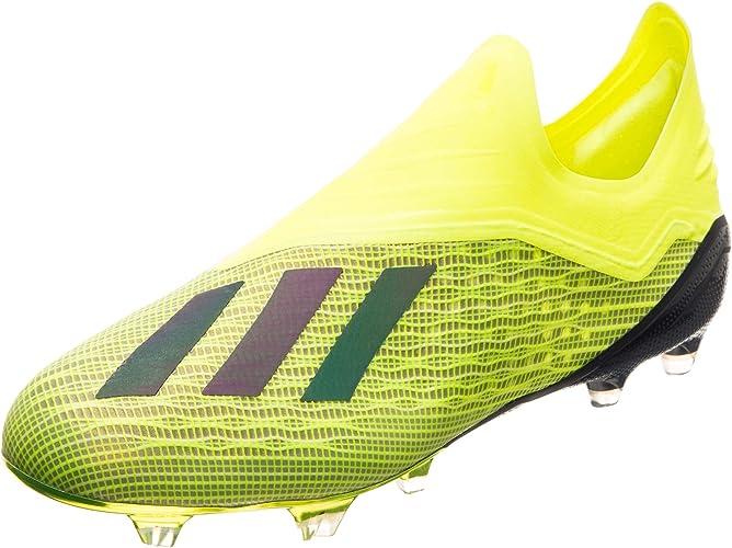 filete Espesar Desgastar  adidas X 18+ FG, Zapatillas de Fútbol Hombre: Amazon.es: Zapatos y  complementos