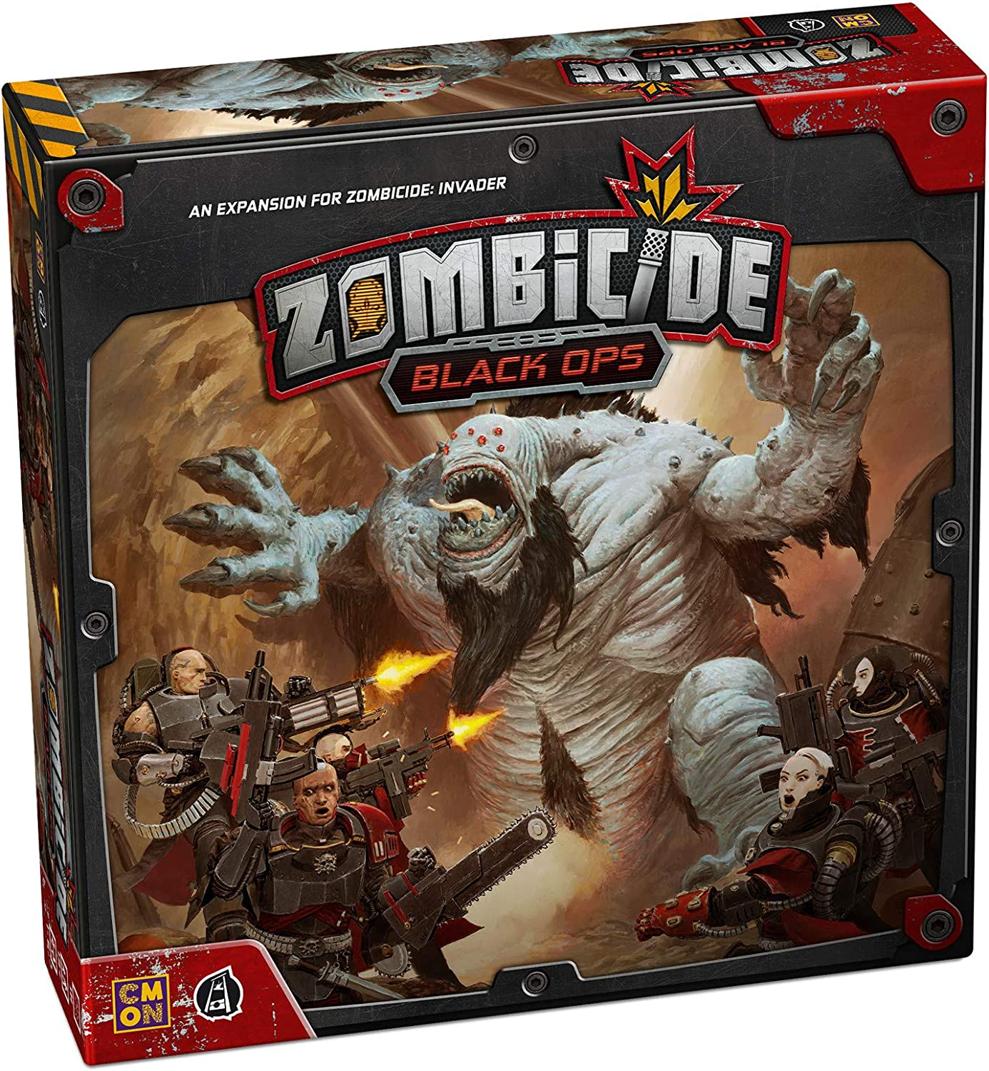 CoolMiniOrNot GUGZCS002 Black Ops: Zombicide Invader, Mixed Colours: Amazon.es: Juguetes y juegos