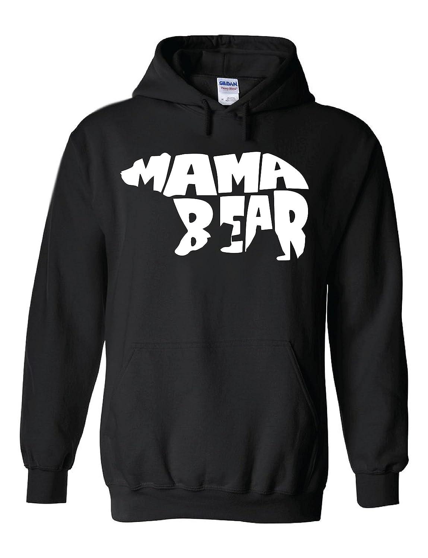 Mama Bear Couples Hoodie
