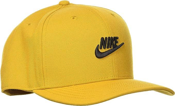 Nike Gorra Sportswear Clc99 FUT Snapn Dorado OSFA (Talla única ...