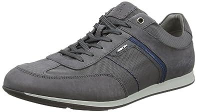 Uomo Symbol B, Sneakers Basses Homme, Noir (Black), 43 EUGeox
