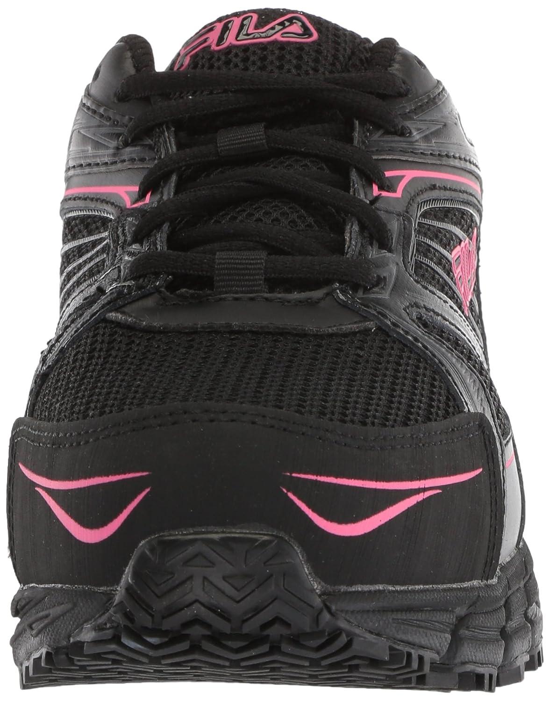 e79fb78205 Fila Women's Memory Reckoning 8 Slip Resistant Steel Toe Running Shoe Food  Service