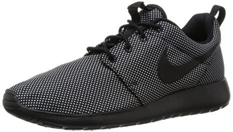 info for 029c0 84e2a Nike Womens Roshe one Running Trainers 511882 Sneakers Shoes (US 7.5, Black  Wolf Grey