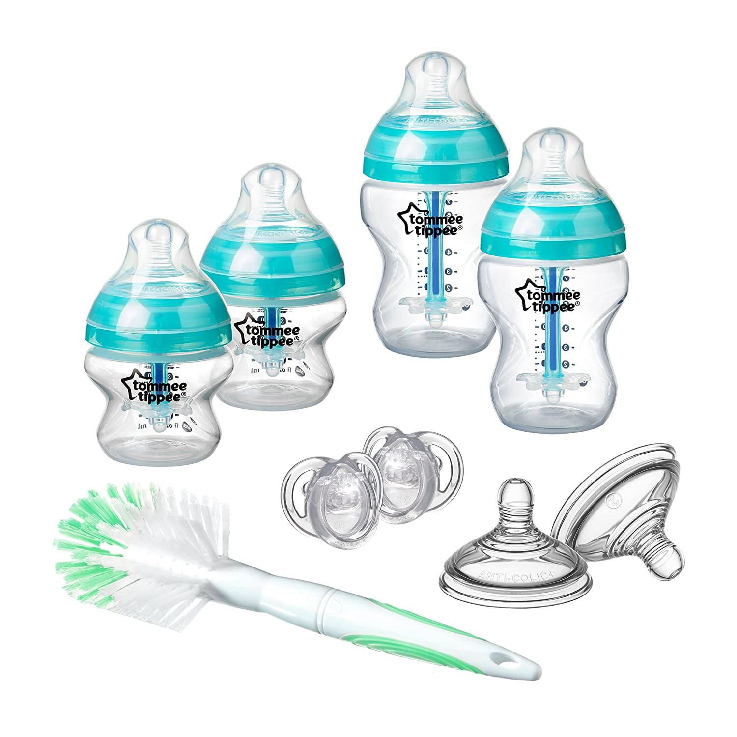 Tommee Tippee Advanced Anti-Colic Bottle Starter Set Mayborn Group 422573