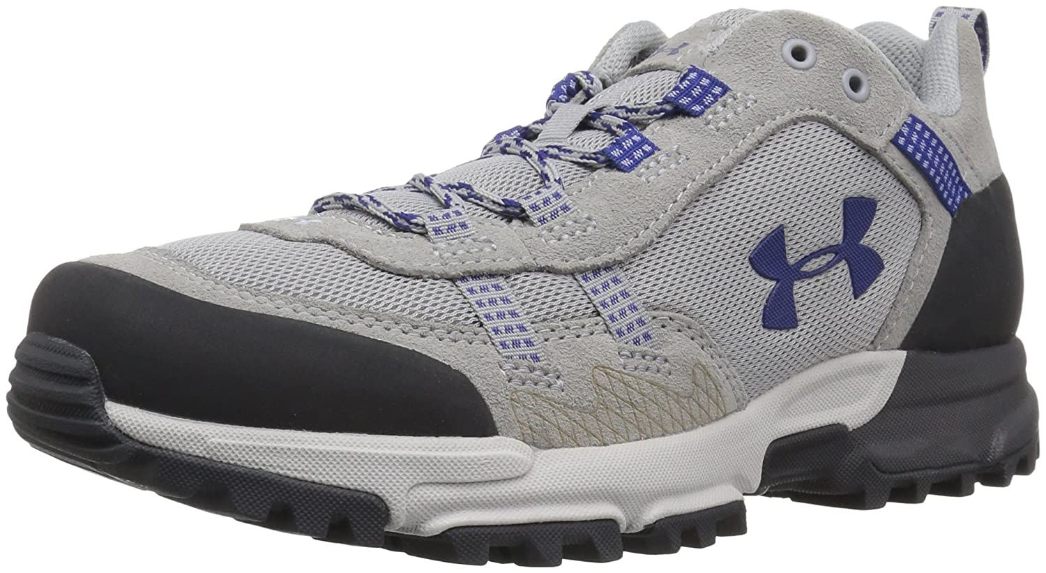 Under Armour Women's Post Canyon Low Hiking Boot B076SM8C17 8.5 M US|Gray