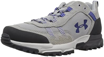 outlet store d36fe 6a243 Under Armour Outerwear Women s Post Canyon Low Hiking Boot 100 Overcast  Gray, ...