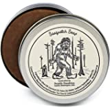Sasquatch Soap-100% Natural Skin Care Bar. Scented with Essential Oils.One 4 oz Bar in a Handy Travel Gift Tin. Great For Big