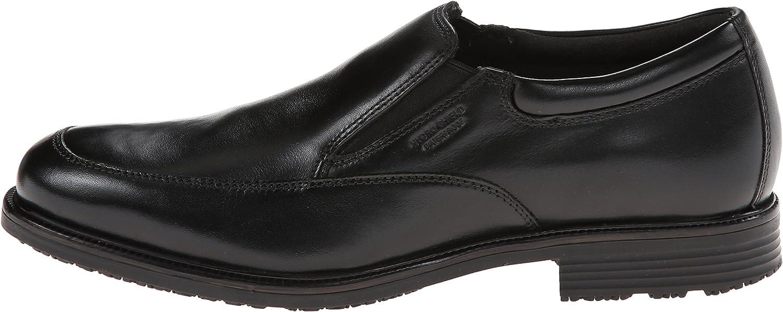 Rockport Mens Waterproof Lead The Pack Slip-On Loafer