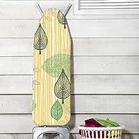 JML FastFit Ironing Board Cover - Ultimate: 100% Cotton Non Slip Multi Colour