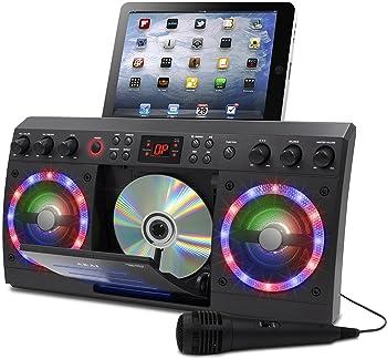 Akai Bluetooth CD&G Karaoke System