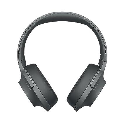 Sony WHH900N - Auriculares de Diadema inalámbricos (H.Ear, Hi-Res Audio