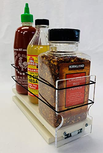 Vertical Spice – 3x1x11 DC – Spice Rack – Large Container Drawer