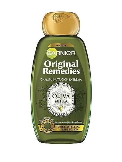 Garnier Original Remedies Champú Oliva Mítica - 25 cl