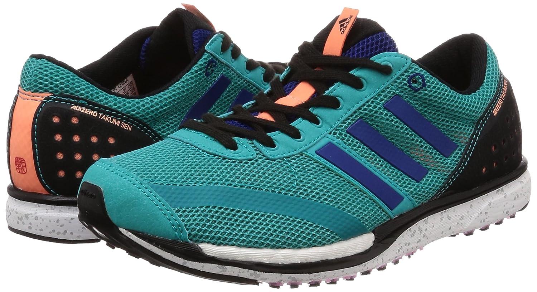 reputable site 26632 b0b66 adidas Adizero Takumi Sen, Zapatillas de Deporte Unisex Adulto Amazon.es  Zapatos y complementos