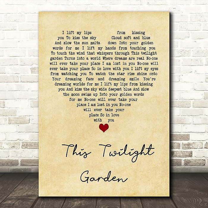 The Best This Twilight Garden