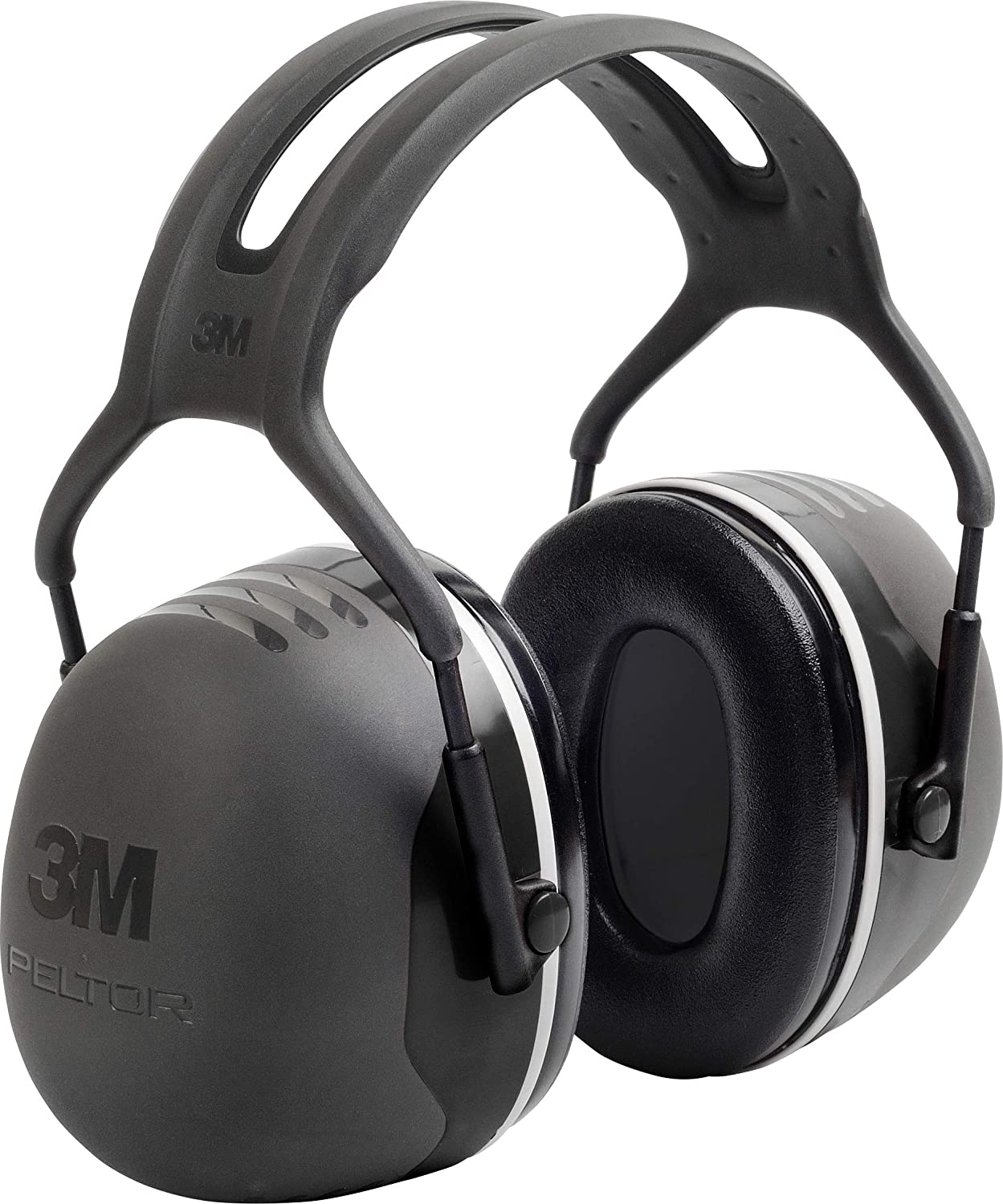3M PELTOR X5A Over-the-Head Ear Muffs, Noise Protection, NRR 31 dB