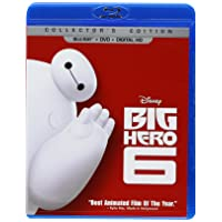 Deals on Big Hero 6 Blu-ray 3D + Blu-ray
