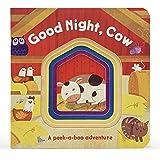 Goodnight, Cow (Peek-a-Boo Board Books)