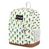 """Trans by Jansport SuperCool 17"""" Tropic Gold Leather"""