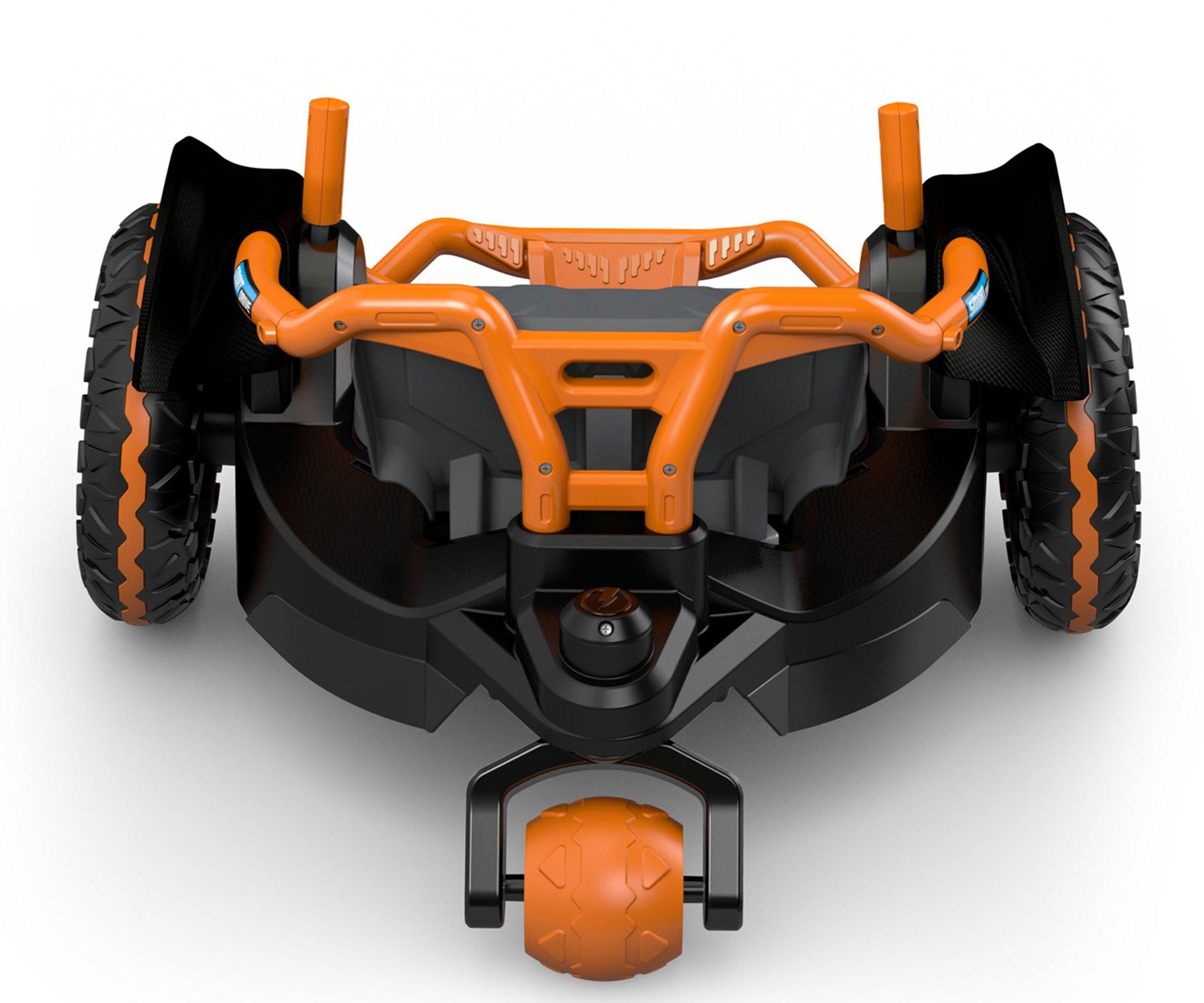 Power Wheels Wild Thing, Orange by Power Wheels (Image #9)