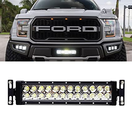 amazon com ijdmtoy invisible oem grille mount high power led light rh amazon com