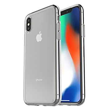 finest selection 94b5a dd76a OtterBox Clearly Protected Skin Series for iPhone X/Xs - Clear