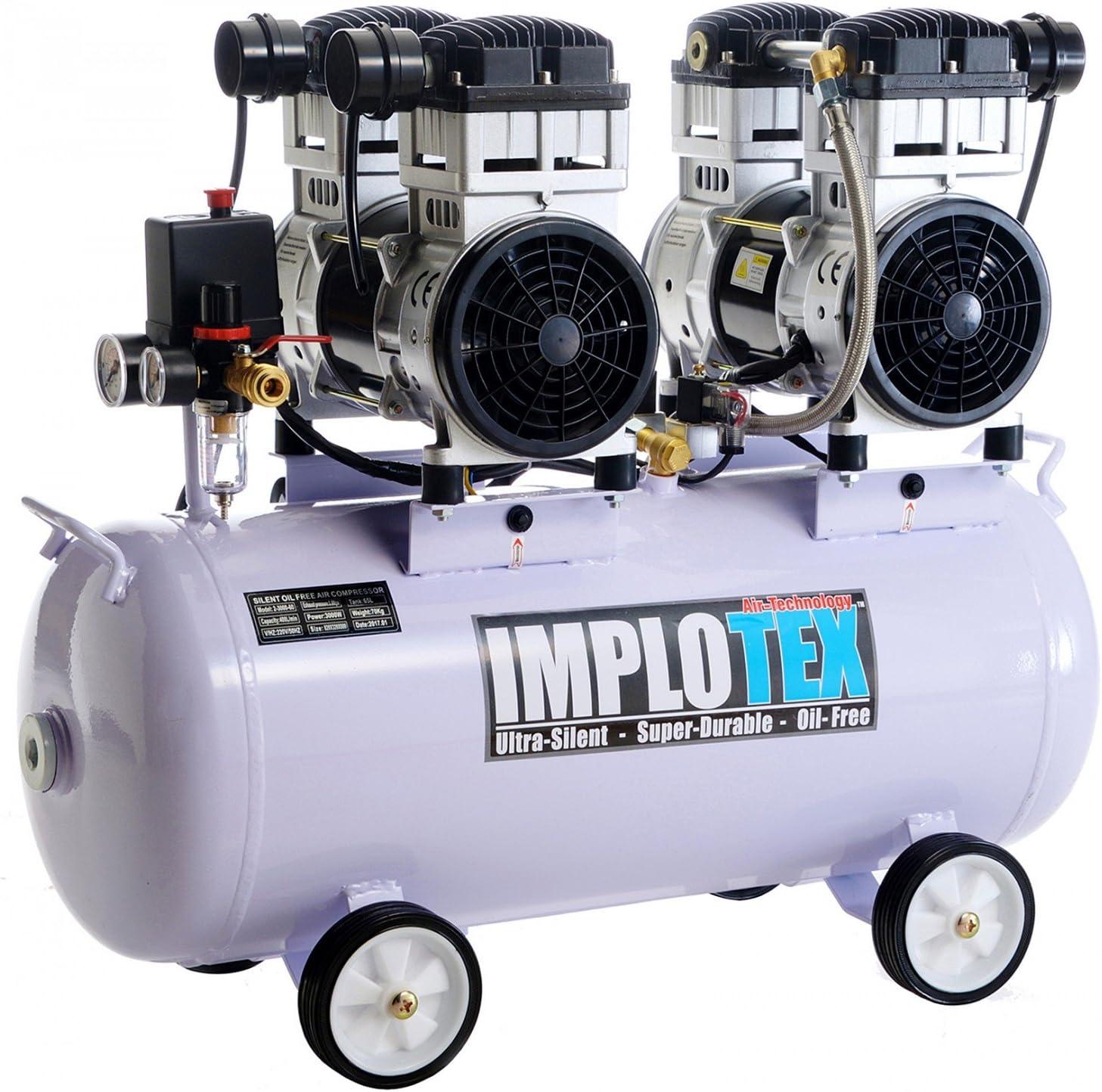3000 W 4PS – silenciosos Compresor De Aire Comprimido Compresor ...