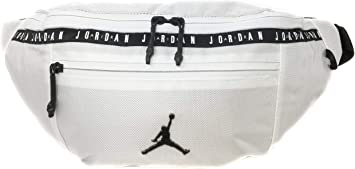 One Size, Gym Red Nike Air Jordan Over sized Taping Crossbody Bag