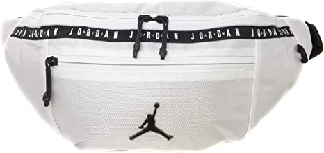 Nike Air Jordan Over sized Taping Crossbody Bag (One Size, Gym Red): Amazon.es: Equipaje