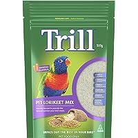 TRILL Pet Lorikeet Mix, 500g