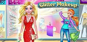Glitter Makeup - Sparkle Salon Game for Girls from TabTale LTD
