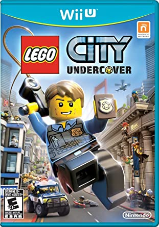 Amazon Com Lego City Undercover Nintendo Wii U Nintendo Of America Video Games