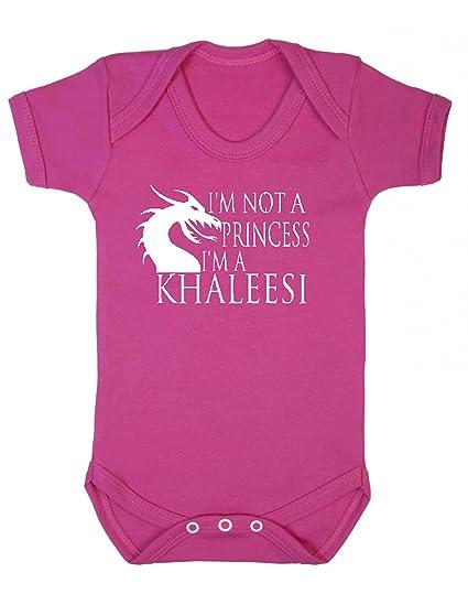 Juego de Yo No Soy una princesa I m a Khaleesi de Juego de Tronos chaleco