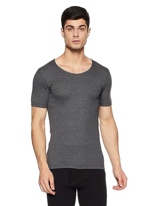 Jockey Men's Cotton Vest Men's Winterwear at amazon