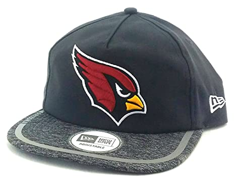 54103a83d98a5 Image Unavailable. Image not available for. Color  Arizona Cardinals New  Era 9Fifty Training Golfer Gray ...