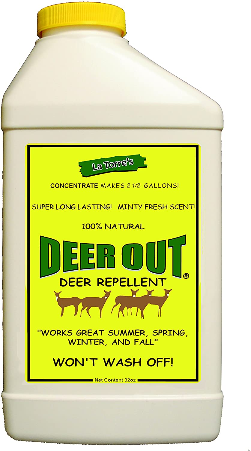 Deer Out 32oz Concentrate Deer Repellent