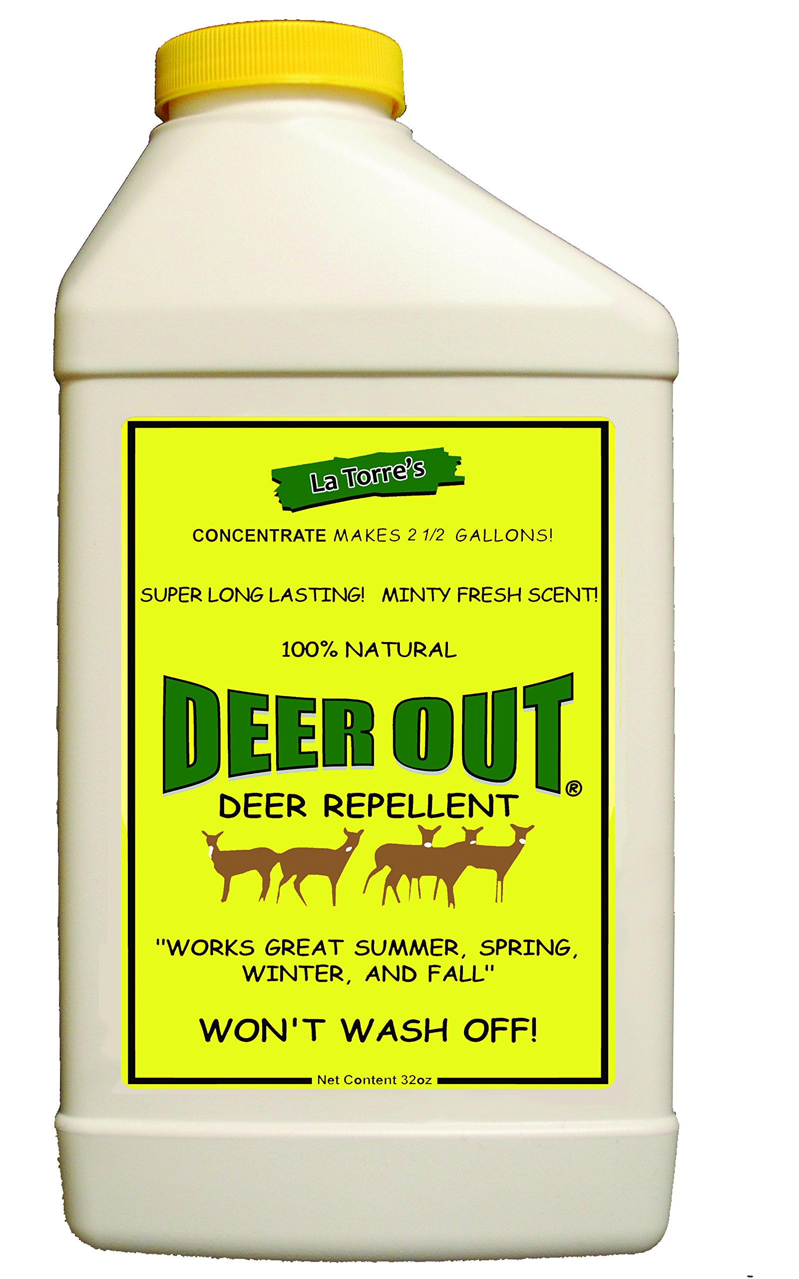 Deer Out 32oz Concentrate Deer Repellent by Deer Out
