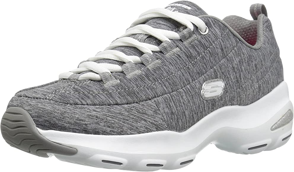 skechers dual lite ultra reverie trainers ladies