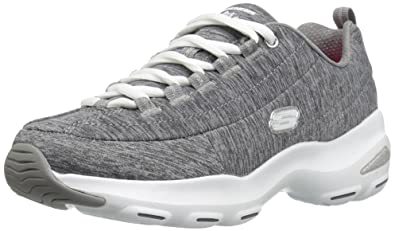 Skechers Damen DLite Ultra Ausbilder Bunt Medium