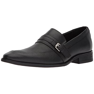 Calvin Klein Reyes Tumbled Leather Loafer | Loafers & Slip-Ons